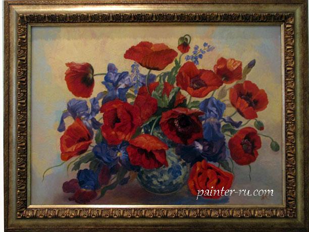 Цветы . Букеты цветов. Цветочный натюрморт.